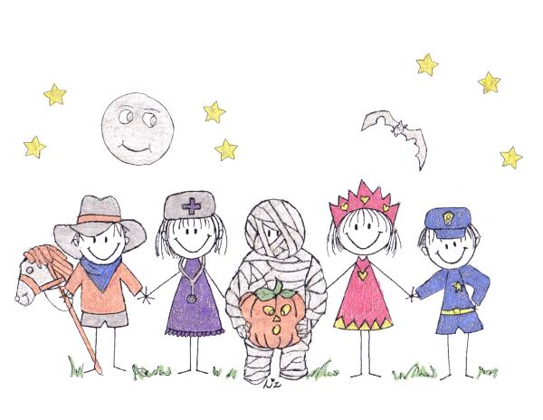 Halloween - VIP Kids Cards